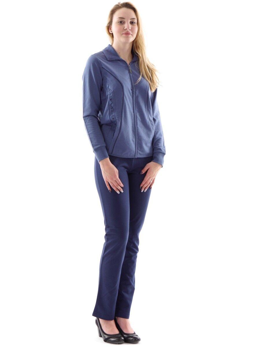 CMP Trainingsanzug  Freizeitanzug Jogginganzug bluee Stehkragen Zipper  offering store