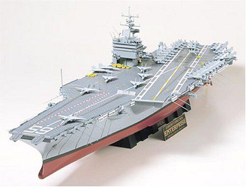 TAMIYA 1 350 U.S. Aircraft Carrier Enterprise