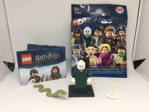 NUOVO LEGO HARRY POTTER//fantastico BESTIE minifigura 71022 Lord Voldemort