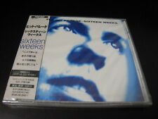 Hit Parade Sixteen Weeks Japan 5 Tracks CD EP w OBI Factory Sealed C86 Sarah PIG