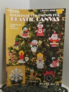 Plastic Canvas Christmas Ornament Patterns.Details About 24 Christmas Ornaments Patterns For Plastic Canvas Santa Angel Snowman Dove Star