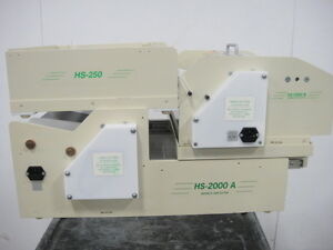 Rb sun hs2000ahs 250 business card slitter ebay image is loading rb sun hs2000a hs 250 business card slitter reheart