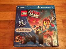 Brand New Sony Playstation TV ( PSTV ) Limited Edition Bundle
