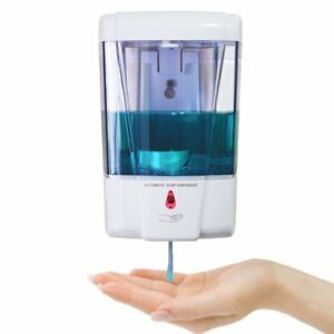 Dispensador para montar en la pared para jabon liquido automatico de pared 755675605691 ebay - Dispensador de jabon automatico ...