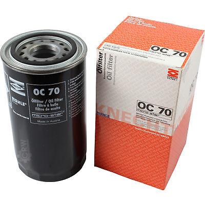 MAHLE KNECHT OC 404 Ölfilter Oil Filter für VW LT 28-46 II Kasten 2DX0AE
