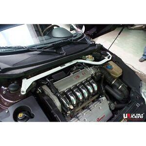 Alfa Romeo Gtv Spider 3.2 Ultra Racing Upper Front BAR Strut barra duomi acciaio
