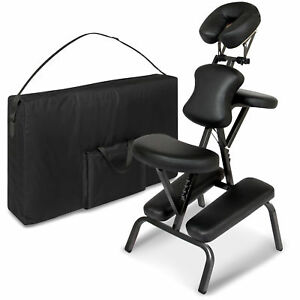 best choice products folding portable massage chair ebay