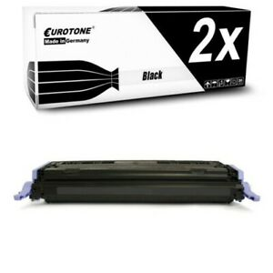 2x Cartridge Black for Canon Lasershot LBP-5000 I-Sensys LBP-5100