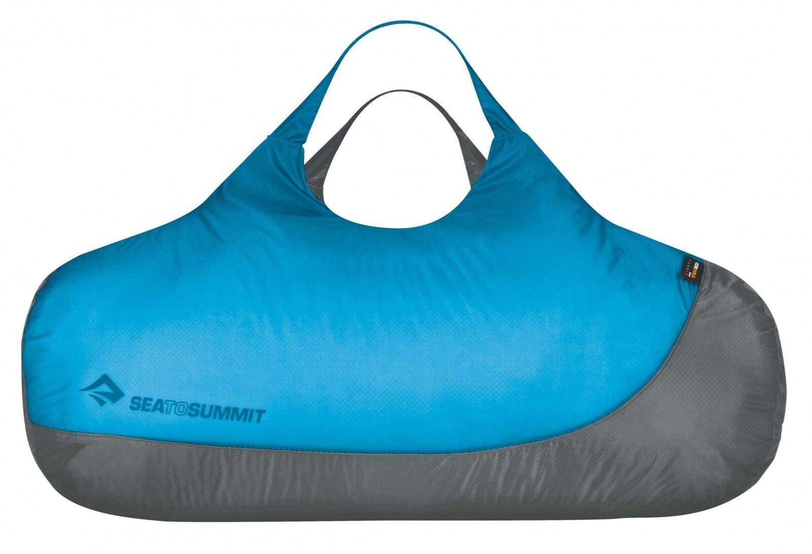 Sea To Summit Ultra-Sil Duffle Bag Sporttasche Tasche Sky blueee bluee black Neu