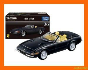Takara Tomy Tomica PREMIUM 36 Ferrari 365 GTS4 Diecast Car Model Toys