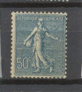 Semeuse-lignee-N-161-50c-bleu-NEUF-COTE-30-P1352