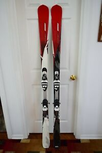 DYNASTAR-CONTACT-LIMITED-EDITION-SKIS-SIZE-178-CM-WITH-FLUID-BINDINGS