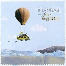 En El Fin Del Mundo * [CD & DVD] by Chambao (CD, Jan...