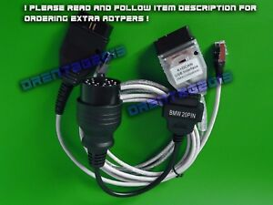 Details about *LATEST* 2020 BMW DIAGNOSTIC TOOL KIT ISTA + D 4 15 13 - P  3 66 0 300 INPA E SYS