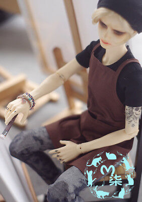 BJD Short Sleeve T-shirt for 1//6 1//4 1//3 SD17 Uncle Doll Clothes CMB26