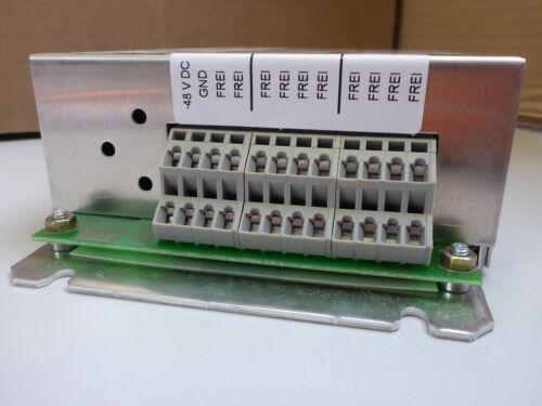 230VAC  Ausgang:48VDC  3,2A  150W   NEW ebm  Netzteil NSG 150-AB32-01  Eingang