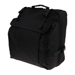Bass-Piano-Accordion-Backpack-Big-Storage-Carry-Bag-for-120-Bass-Accordion