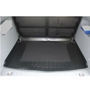 Antislip-Boot-Liner-Trunk-Tray-for-VW-Caddy-III-2004-Grid-behind-2nd-row