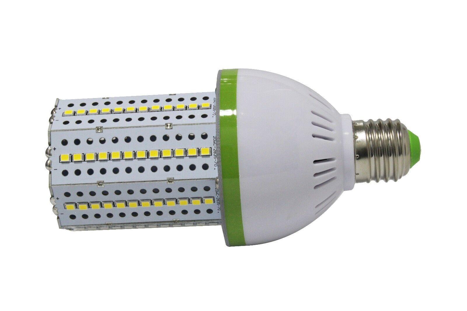 Bombilla LED Maíz Bombilla De Repuesto 20W E26 4000K 24 Pack