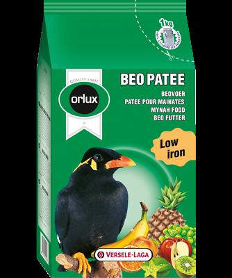 1 Kg Dependable Orlux Beo Patee Completo Alimentación Para Grandes Obstfressende Pájaros For Improving Blood Circulation