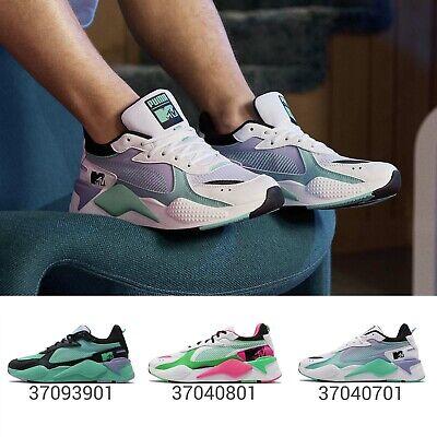 Puma RS-X Tracks MTV Running System Mens Retro Running Shoes Sneakers Pick  1 | eBay