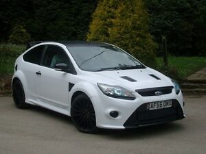 Ford Focus Body Kit >> Details About Ford Focus Rs 3 Door Full Body Kit For Ford Focus Mk2