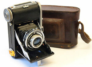 Balda Baldini Prontor-s 35mm film camera in very good condition with ... 10ebe912342a