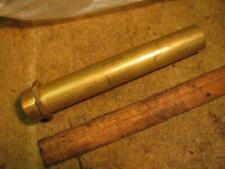 Ebw 41013301 1 14 Brass Pipe For 410 And 490 Fuel Oil Nozzles