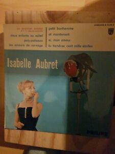 Isabelle-Aubret-Vynil-034-Un-Premier-amour-034-Vynil-Mint-Phillips-No-2