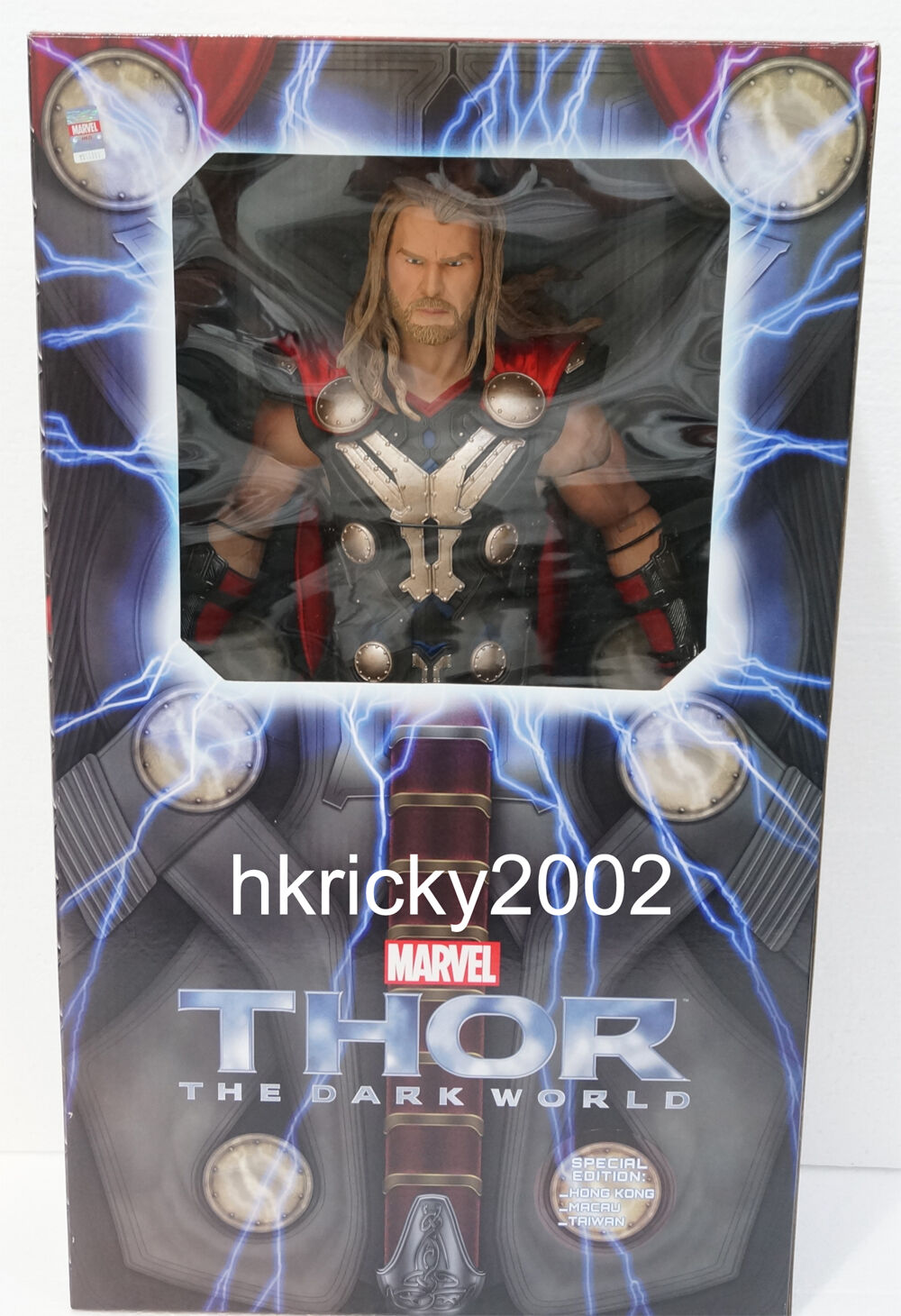 Neca Marvel Avengers Thor The Dark World 18  Figure  (Special Asia Edition)  vente directe d'usine