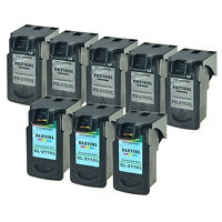 5 PK PG-210XL & 3 PK CL-211XL Ink For Canon PIXMA iP2702 MP250 MP280 MP499 MP495