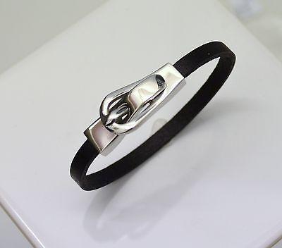 mode Bretagne indépendant  db487 fashion Bracelet caoutchouc et acier