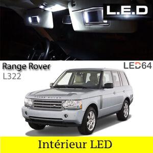 Kit-eclairage-ampoules-a-LED-pour-l-039-interieur-blanc-Range-Rover-L322