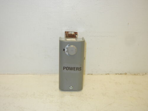 POWERS 141-0522 NEW-NO BOX SURFACE MOUNTED TEMPERATURE CONTROL 1410522 SIEMENS