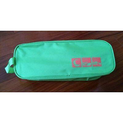 Waterproof Shoe Storage Zipper Clear Dust Bags Travel Accessories