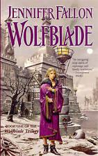 Wolfblade (Wolfblade Triology) Fallon, Jennifer Very Good Book