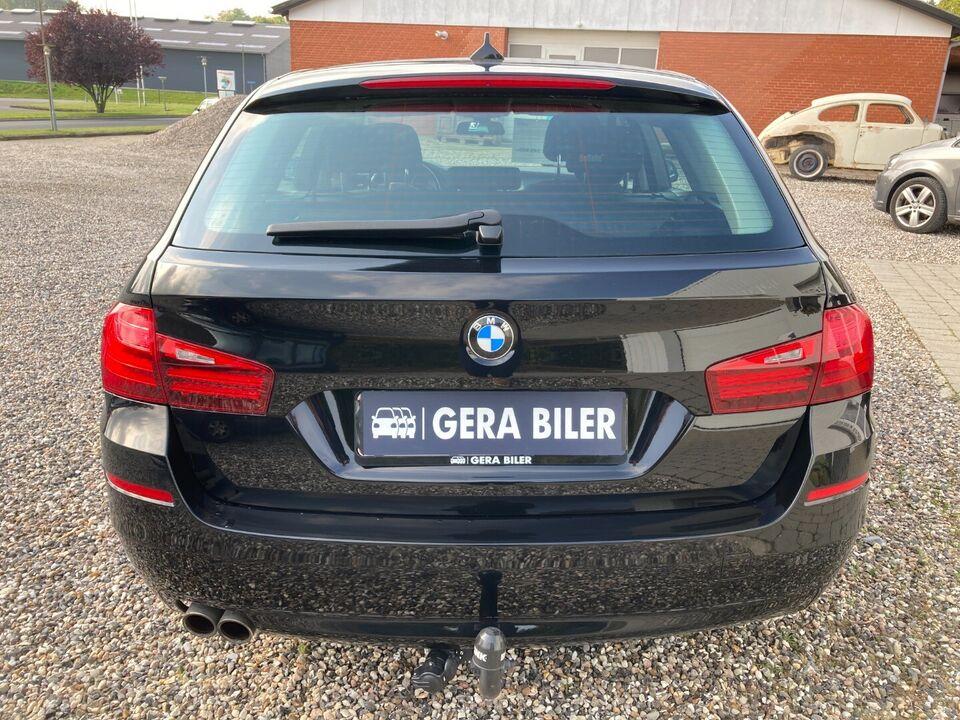 BMW 520d 2,0 Touring aut. Diesel aut. Automatgear modelår