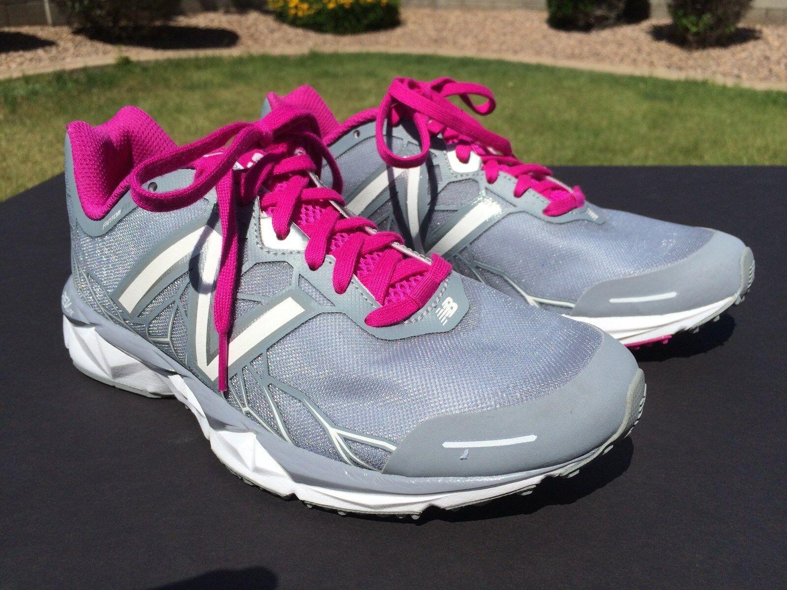 NEU Balance 1490v1 Running Training Schuhes Damenschuhe 8.5 Silver/Pink NEU Lightweight