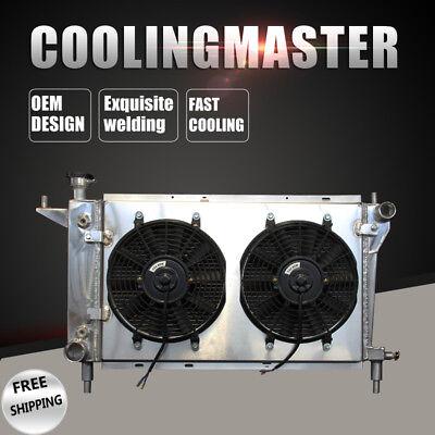 Aluminum shroud /& fan For FORD MUSTANG GT//GTS//SVT 3.8//5.0 MT 1994 1995 94 95