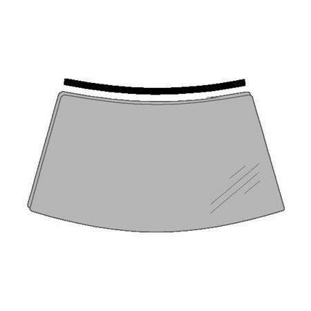 CADILLAC SEVILLE 1998-2004 WINDSCREEN TOP MOULDING