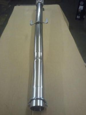 "38mm 1/""1//2 Universal Flexible Exhaust Repair Tube Polylock Stainless Steel 0.75M"