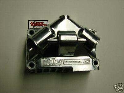 Holley Carburetor  Bright Zinc  Dominator Fuel Bowl