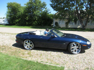 1999 Jaguar XK8 -