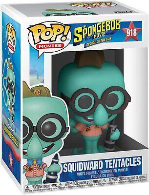 personaggio in vinile The movie SPONGEBOB-SQUIDWARD TENTACLES 918-Funko Pop!