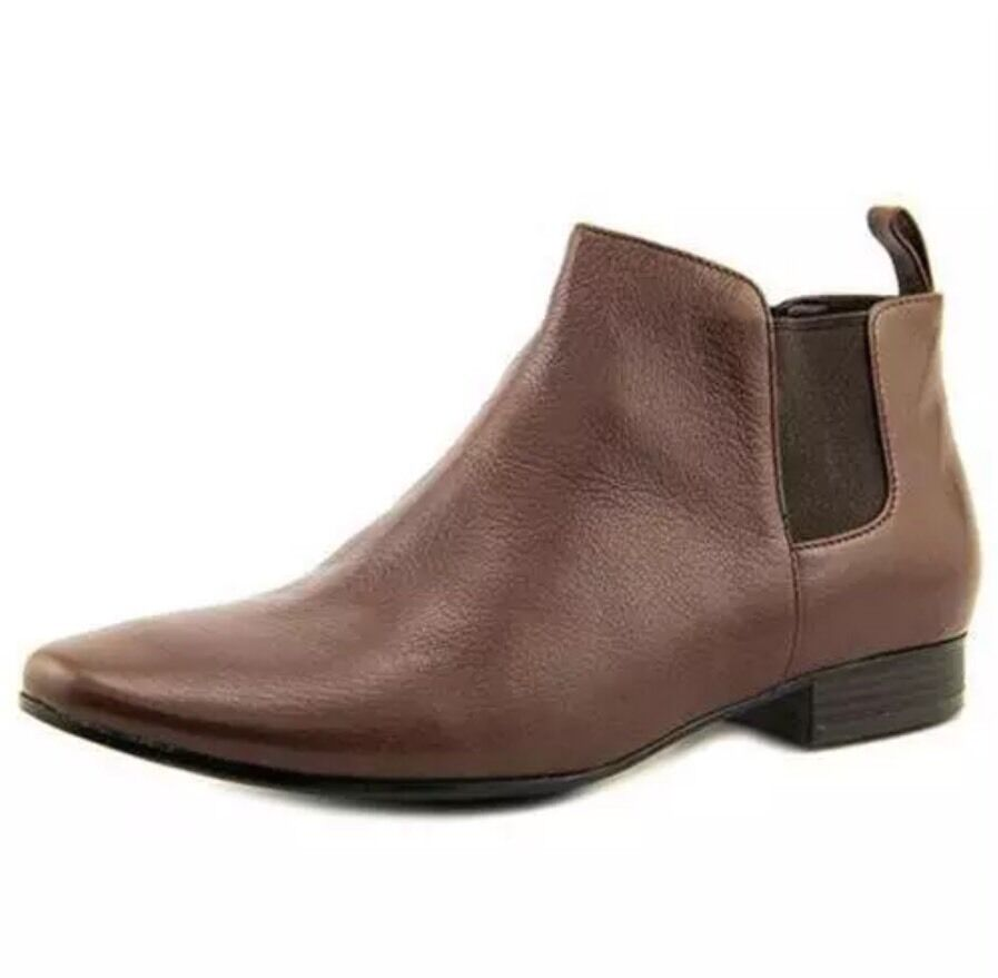 Cole Haan Amherst Brown Leather Bootie. II Size 6
