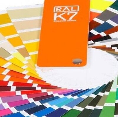 Nuancier Peintures 213 Couleurs Ral K7 Classic Guide Teintes Couleur
