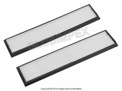 Mercedes w124 Cabin Air Filter Set AIRMATIC 1 YEAR WARRANTY