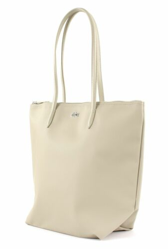 Vertical Shopping Bag Feather Lacoste Gray dT7q5Tn