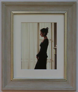 On Parade by Jack Vettriano Framed /& Mounted Art Print Gold
