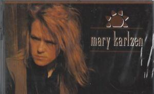MARY-KARLZEN-Debut-album-W-The-Mavericks-Original-Sealed-Cassette-1992